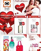 Muller katalog parfumerija Valentinovo 2014