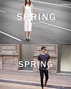 ZARA katalog proljeće 2014
