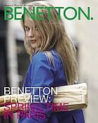 Benetton katalog Proljeće 2014
