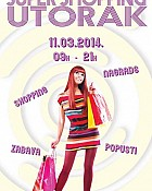 City Colosseum Shopping utorak 11.3.