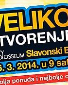 Hervis Slavonski Brod otvorenje