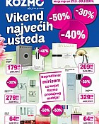 Kozmo katalog Vikend uštede do 30.3.