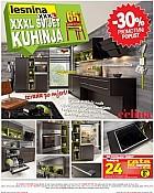 Lesnina katalog XXXL Svijet kuhinja