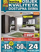 Lesnina katalog Osijek do 17.3.