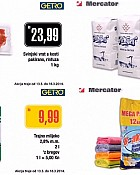 Mercator i Getro vikend akcija