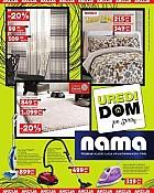 NAMA katalog uređenje doma
