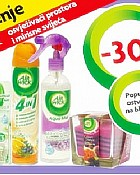 Plodine Air Wick popust 30%