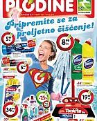 Plodine katalog čišćenje