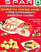 Spar katalog Zagreb Jurišićeva i Vlaška