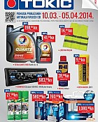 Tokić katalog ožujak 2014