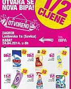 Bipa katalog Zagreb Savica