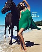 H&M katalog Gisele Bündchen za H&M