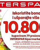 Interspar kuponi Vrt i okućnica