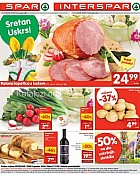 Interspar i Spar katalog do 29.4.