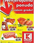 Kaufland katalog Nevjerojatna ponuda do 23.4.