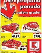 Kaufland katalog Nevjerojatna ponuda do 29.4.