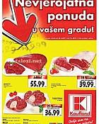 Kaufland katalog Nevjerojatna ponuda do 7.5.