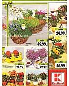 Kaufland katalog proljeće u vrtu