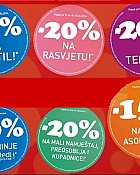 Kika vikend akcija popusti do 40%