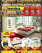 Lesnina katalog Zagreb, Split i Rijeka rođendan