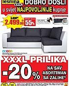 Lesnina katalog XXXL prilika