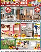 Lesnina katalog Ponuda za apartmane Split