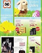 Muller katalog parfumerija Uskrs