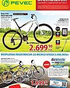 Pevec katalog biciklizam