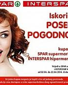Spar i Interspar kuponi travanj 2014