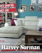 Harvey Norman katalog Sjedeće garniture i spavaće sobe