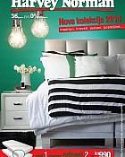 Harvey Norman katalog Spavanje svibanj 2014