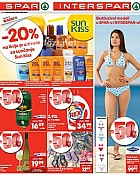 Interspar i Spar katalog do  3.6.
