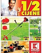 Kaufland katalog Sve u pola cijene do 21.5.