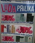 Kozmo Luda prilika parfemi -40%