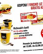 McDonalds kuponi svibanj lipanj