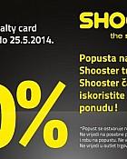 Shooster akcija -20% na sve