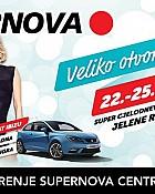 Supernova Zagreb Buzin otvorenje