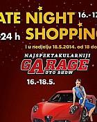 West Gate noćni shopping popusti