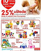 Baby Center katalog akcija Fisher Price