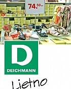 Deichmann ljetno sniženje 50% slike