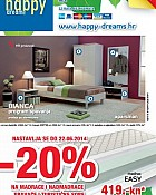 Happy Dreams katalog lipanj 2014