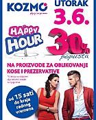 Kozmo Happy Hour 3.6.