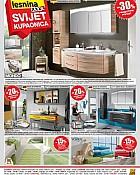 Lesnina katalog XXXL Svijet kupaonica