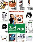 Muller katalog kućanstvo lipanj