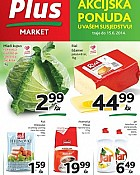 Plus market katalog Vikend akcija