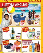 Billa katalog Posebna ponuda do 6.8.