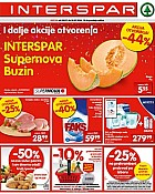 Interspar katalog Supernova Buzin