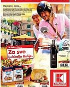 Kaufland katalog Italija