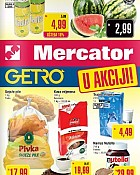 Mercator i Getro katalog do 16.7.
