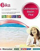 Mercator katalog Pika kolovoz 2014